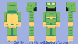 Leapfrog - Marvel Comics Minecraft