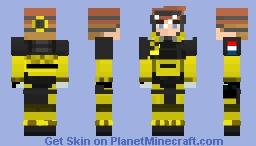 Finka (unmasked version in description coming soon) Rainbow six siege Minecraft Skin