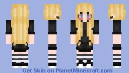 Request for a friend Minecraft Skin