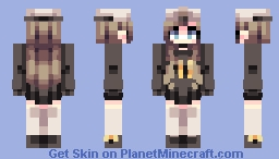 Beatrice | OC Minecraft Skin