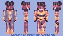 Nemesis— Goddess of Revenge Minecraft Skin