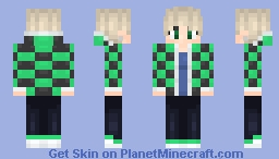 Random Person #17 - JaxSkins - Series 4 Minecraft Skin
