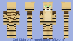 Kada the Serval [] Request from a friend [] Minecraft