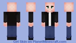 Lex Luthor | DC | Better In 3D Minecraft