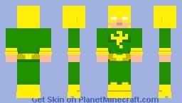 MARVEL Comics: Iron Fist Minecraft