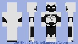 MARVEL Comics: Moon Knight Minecraft Skin