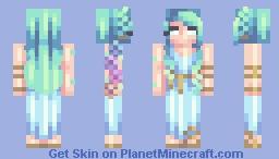 gaia Minecraft Skin