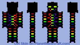 Skelebow Minecraft Skin
