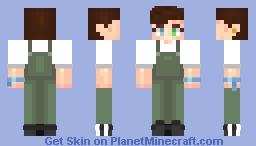 My Skin - Steve Minecraft Skin