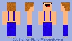 Cleetus Minecraft Skin