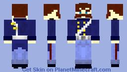 Blau Dragon ~ A Personal Skin Minecraft