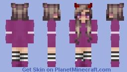 Night Shade | Antleric Minecraft Skin
