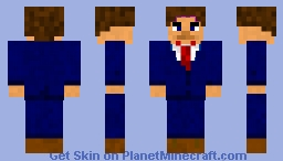 Office drone? (Express your creativity!) Minecraft Skin