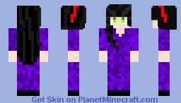 Sleepover Girl No. 1 Minecraft
