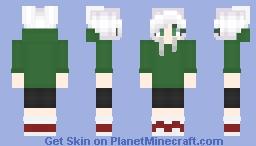 Zero the Rabbit Cat thing? Minecraft Skin