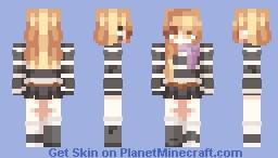 Υυmmγ' - Old Request from Pertichor (and actually last one of the old skins) ._. Minecraft Skin