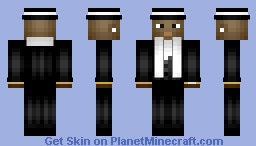 Jay-Z - Reasonable Doubt Minecraft Skin