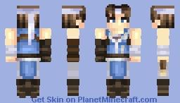 Richter (Alt in desc) Minecraft Skin