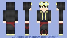 ❆𝓝𝓲𝓷𝓳𝓪𝓖𝓲𝓻𝓵2024❆ Ritsu (Requested) Minecraft