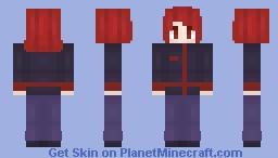 [Pokemon] Silver Minecraft Skin