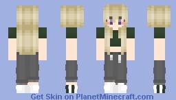 Stoner Minecraft Skin