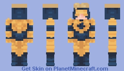 Booster Gold Minecraft