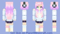 +Lullaby+ Minecraft Skin