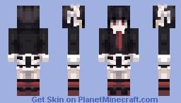 Celestia Ludenburg Minecraft Skin