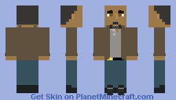 Joe West (Un-shaded) Minecraft Skin
