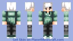 - 𝔽𝕣𝕖𝕤𝕙 𝕄𝕚𝕟𝕥 - Minecraft Skin