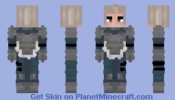 Quicksilver [Fan Suit] Minecraft