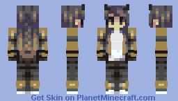 Tempest Minecraft Skin