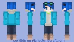 Ceylan Jones - Tenkai Knights Minecraft Skin