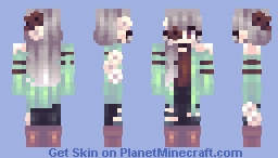 Running out to feel the rain [ST] Minecraft Skin