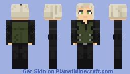 Natasha Romanoff   Black Widow   Wakanda Minecraft Skin