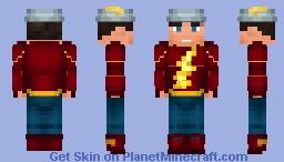 Jay Garrick ( Rebirth JSA ) Minecraft