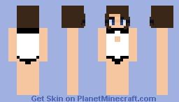 Summer Swimsuit Minecraft Skin