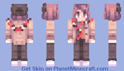 tamed Minecraft Skin