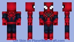 The Amazing Spider-Man 2 Minecraft Skin