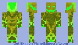 Toxic Waste Minecraft