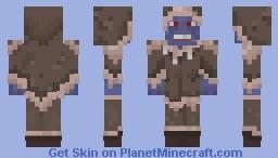 Tribalistic NightKin Minecraft Skin