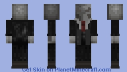 Slenderman 2018 movie Minecraft