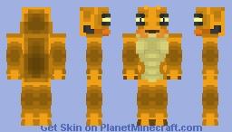 Mr. Mantis Minecraft Skin