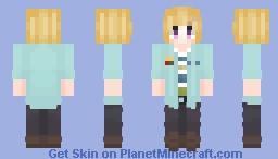 Yoosung (Mystic Messenger) Minecraft Skin