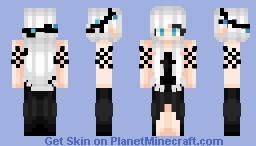 Kate Minecraft Skin