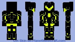 Робот 2.0 3D Minecraft Skin