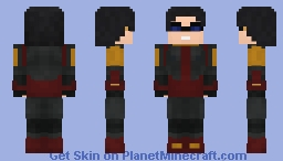 The Vibe Minecraft Skin