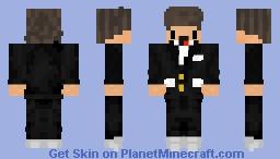 Suit GewoonTonny Minecraft Skin