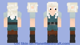 Bean - Disenchantment Minecraft Skin