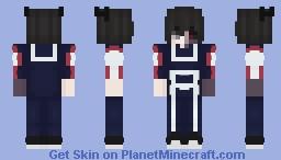 BNHA Oc Minecraft Skin